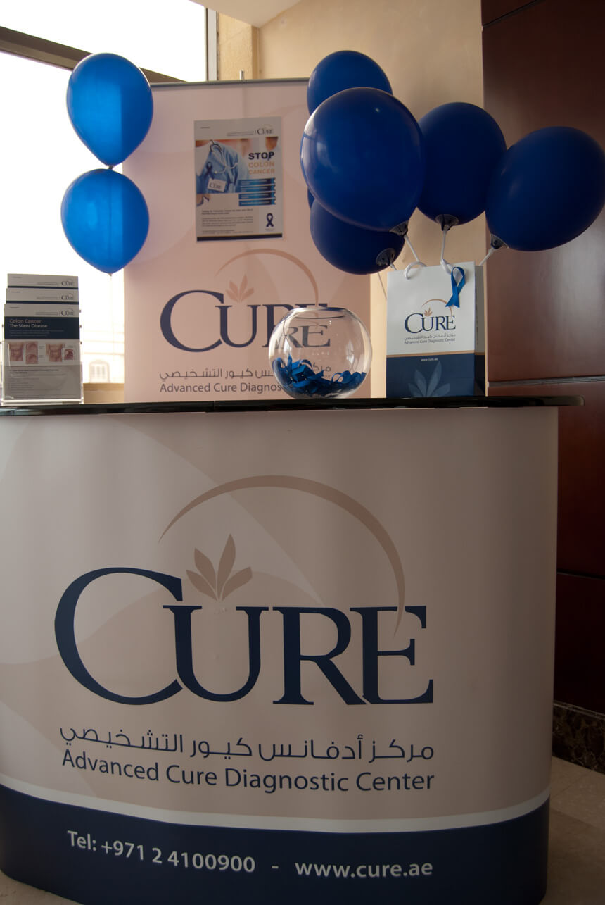 Colon Cancer Awareness Week Cure Medical Centers